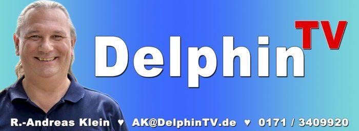 DelphinOase, Delphin-Bild  Urheberin:  Claudia-Maria Karnatjan Berwinkel 31 71560 Sulzbach an der Murr +49 7193 931369 claudia-maria@karnatjan.de http://www.karnatjan.de